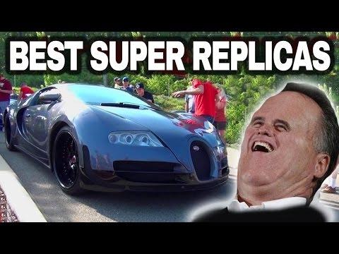 👑 The Best SUPERCAR Replicas EVER!