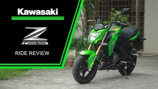 6. Kawasaki Z 125 Ride Review