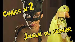 Video Joueur du Grenier - LES JEUX DE COMICS #2 MP3, 3GP, MP4, WEBM, AVI, FLV September 2017