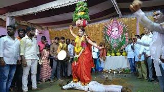 Rakesh Bonam Anna  516 Bonalu At Amberpet Leader Organise By  KIRANKUMAR YADAV ANA #BonamRakeshAnna