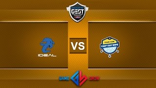 CSW vs iDeal, game 1