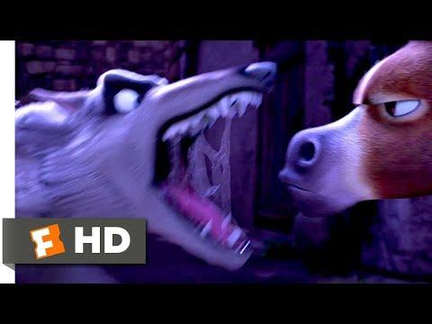 The Star (2017) - When Animals Attack Scene (9/10) | Movieclips