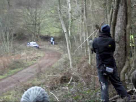 Wyedean Forrest Rally 2010