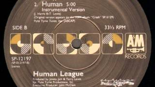 Human League - Human (Instrumental) (produced by Jimmy Jam & Terry Lewis) Video