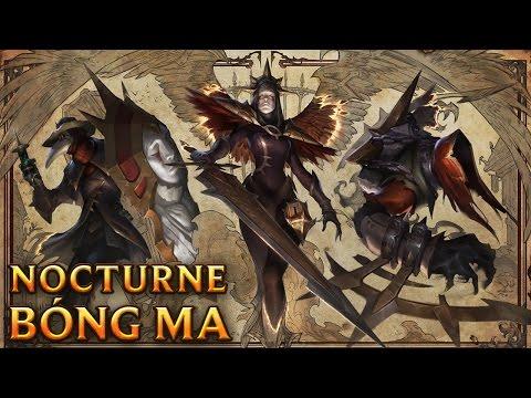 Nocturne Bóng Ma - Cursed Revenant Nocturne