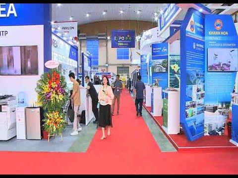 Vietnam Expo 2021: Đồng hành cùng doanh nghiệp trong kỷ nguyên số
