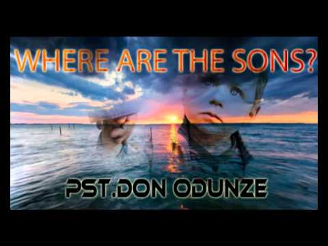 Where are the sons - Don Odunze