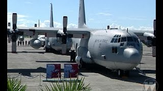 Philippine Air Force receives C-130T, US believes that partnership with PH remains strong.READ ARTICLE: https://goo.gl/JRCfSiAFP Modernization Articles Here:AFP Modernization News: http://www.vjdefense.com/ Blog: http://www.phildefnews.blogspot.comFacebook: https://www.facebook.com/vjdefenseTwitter: https://twitter.com/vjnorz
