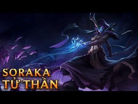 Soraka Tử Thần - Reaper Soraka