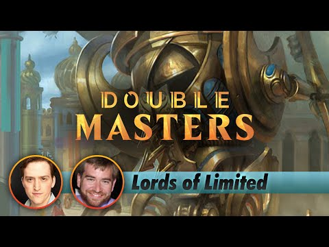 Double Masters Showdown - MTG Draft | Lords of Limited