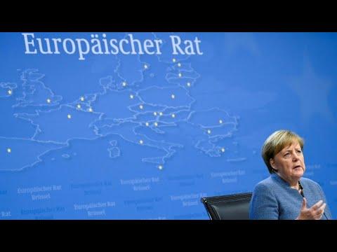 Bundeskanzlerin Merkel bekräftigt EU-Zusicherungen an ...