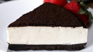 No-Bake Cookies & Cream Cheesecake by Tasty