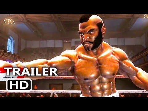 PS4 - Creed: Rise to Glory - Rocky Legends Update Trailer (2019)