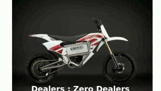 10. 2012 Zero MX Dirt Features, Info