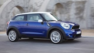 2013 MINI Cooper S Paceman All4 Test Drive By The Fast Lane Car