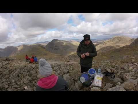 Scafell Pike - The Mountai'nearlies' (видео)