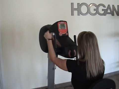 Upper Body Ergometer from HOGGAN Health