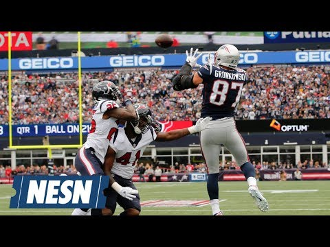 Video: Doug Kyed and Courtney Cox on Rob Gronkowski's potential return