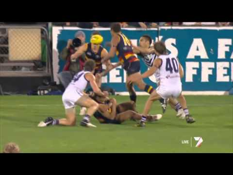 Jared Petrenko shoulder injury &#8211; AFL