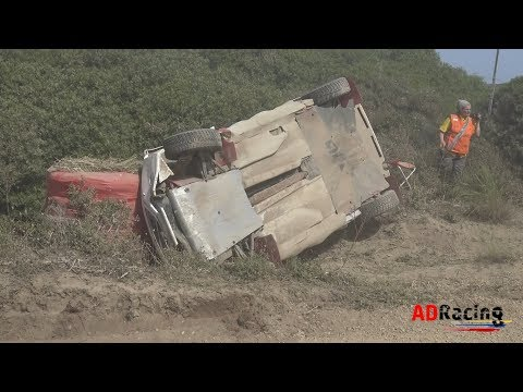 WRC Rally Italia Sardegna 2018   Crash & Action   ADRacing