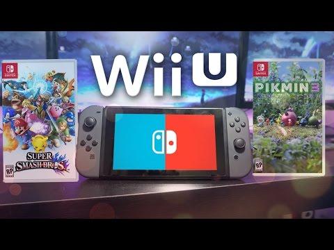Wii U Ports on Nintendo Switch Wishlist