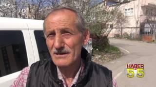 SAMSUN'DA EV FARELERİNİ MAHALLELİ YAKALADI!