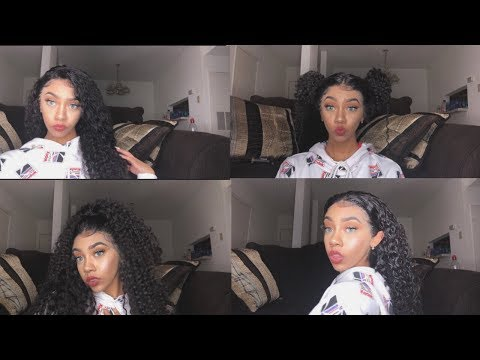 Curly hairstyles - Hairstyles for curly lace wigs ft beauty forever hair  Dreams World