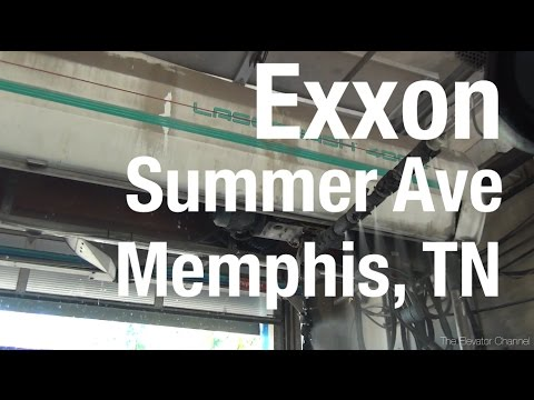 LaserWash 4000 - Exxon Summer Ave, Memphis, TN
