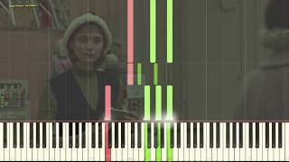 The End (Carol) (Ноты и Видеоурок для фортепиано) (piano cover)