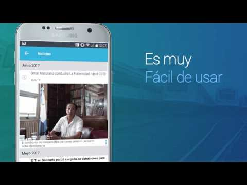 Video App Sindicato La Fraternidad