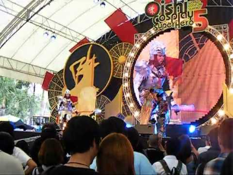 Oishi Cosplay 5 World Cosplay Summit Team 12 – Soul Calibur 4