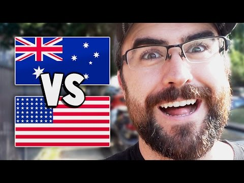 AUS vs USA - WHICH DO I LIKE BETTER? | Adventures in Australia - Day 5