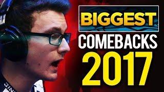 Video Biggest Comebacks of 2017 – Dota 2 MP3, 3GP, MP4, WEBM, AVI, FLV Juni 2018
