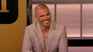 Shemar Moore Puts 'Baby Girl' Catchphrase to Good Use