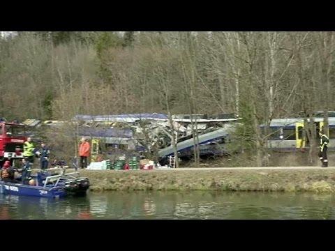 Γερμανία: Ομολογία – σοκ για τη σιδηροδρομική τραγωδία του Μπαντ Άιμπλινγκ