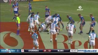 Stormers v Blues Rd.13 Super Rugby Video Highlights 2017
