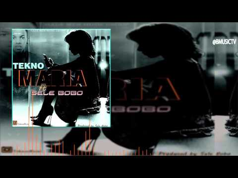 Tekno - Maria Ft  Selebobo (OFFICIAL AUDIO 2015)