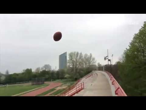 PEOPLE ARE AWESOME American Sports Edition   Football & Basketball