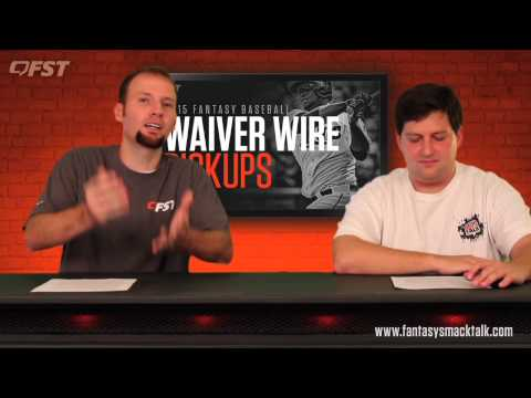 Fantasy Baseball: Top Waiver Wire Pickups for Week 23 thumbnail