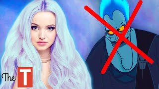 Descendants 3: Hades Is NOT Mal's Father???