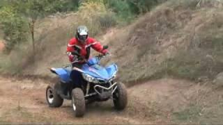 8. Vergleichstest Kymco Maxxer 400 und Yamaha Wolverine 450