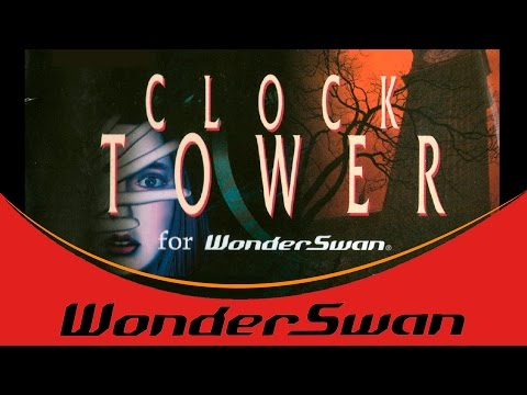 Clock Tower for Wonderswan [Bandai Wonderswan]