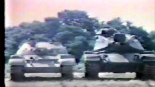 How to Fight the Soviet T-64 and T-72 Tanks