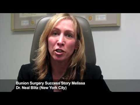 Melissa: Bunion Surgery