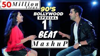 Video 1 BEAT Mashup -  90's  Bollywood - SINGOFF   Singh's Unplugged (Ft. Gurashish Singh, Kuhu) Cover MP3, 3GP, MP4, WEBM, AVI, FLV Desember 2018