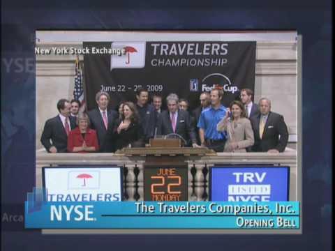 Travelers Insurance - Travelers Championship @ NYSE
