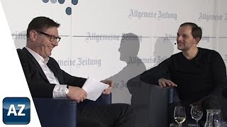 AZ-Talk mit Thomas Tuchel