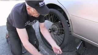 Video Bicycle Wheel On Car MP3, 3GP, MP4, WEBM, AVI, FLV Mei 2017