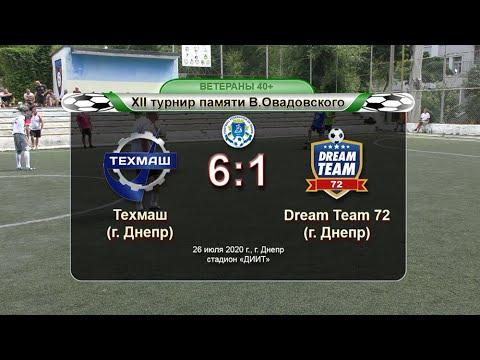 Техмаш — Dream Team 72