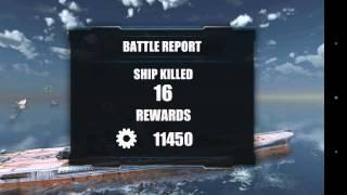 World Warships Combat videosu
